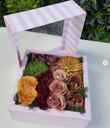 Çiçek kutularımız