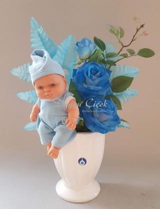 Erkeke Bebek Arajmanı-Seramik
